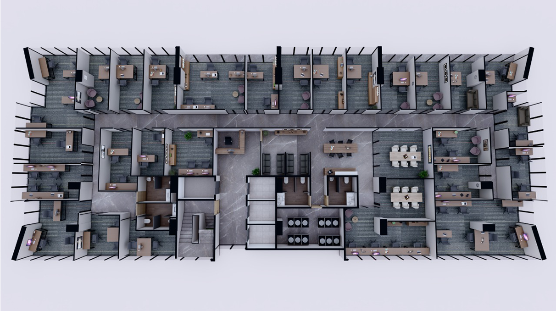layout TESC
